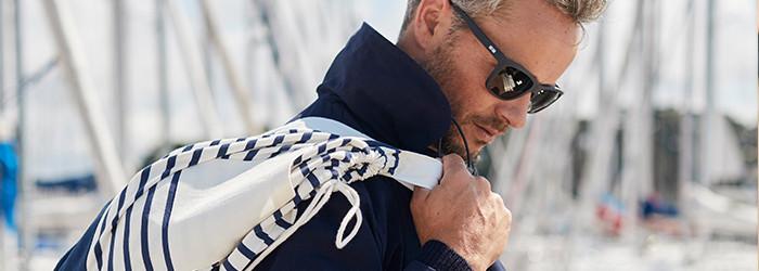 Vêtements marins pour homme