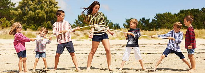 Marinières & Polos pour enfant