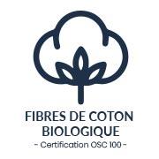 Marinières en 100 coton biologique