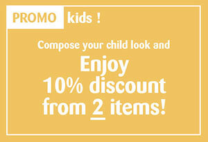 10% discount on all'Océan children's sailor looks