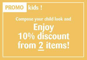 10% discount on all'Océan children's sailor looks